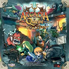 Arcadia Quest (Back In Stock 7thOct)