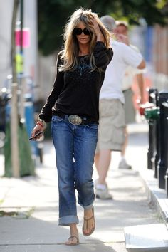 Elle Mcpherson style : Photo