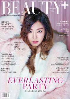 girls generation tiffany beauty magazine december 2015 photos - tiffany-hwang Photo