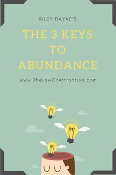 "3 Life-Changing Lessons Learned From ""The Abundance Factor""!"
