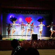 Samba Colorado, Brazilian Dance School & Company performing at CU Boulder's International Fest, 2016.