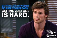 Baby Daddy Quote - Danny - Baby Daddy Photo (31642556) - Fanpop ...