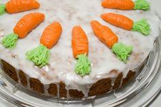 Swiss Carrot Cake (Schweizer Rüblitorte) | www.morethansauerkraut.com