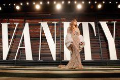 #Jennifer #Lopez (#Oscars 2015 Vanity Fair party)