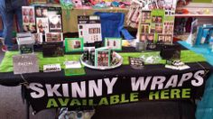 Check out our personal booth! Want to join the fun and become a Distributor on our team?   Contact me at Cmmoody719@gmail.com for more information or join at www.shrinkmefit.com