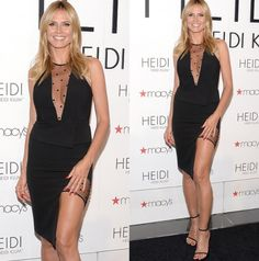 You won't believe where Heidi Klum got her outfit from!