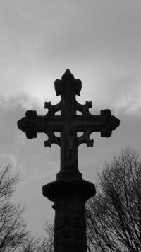 Cross Wallpaper, Gothic, Cool Stuff, Darkness, Goth, Goth Style