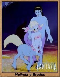 Melinda y Brudus / Sinfonía Pastoral / Pastoral Symphony / Fantasía / Fantasia / 1940 / Walt Disney
