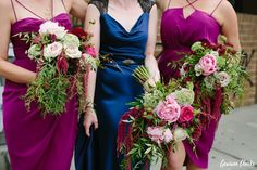 Angie and Michael's Relaxed Grounds of Alexandria Wedding Black Wedding Dresses, Alexandria, Bridesmaids, Bridesmaid, Alexandria Egypt, Black Wedding Gowns, Flower Girls, Bridal