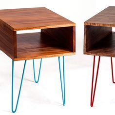 Travis Hayes Side Tables