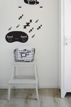 The sleepy face is Approximately 55 x You get 1 sleepy face and 10 Zzz. Kid Spaces, Good Night, Boys, Face, Home Decor, Nighty Night, Baby Boys, Decoration Home, Room Decor