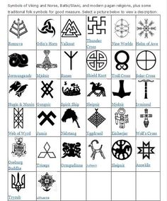 Viking Norse Baltic Slavic symbols Symbol Dictionary, Norse Symbols, Viking Costume, Alexander Mcqueen Scarf, Vikings, Nordic Symbols