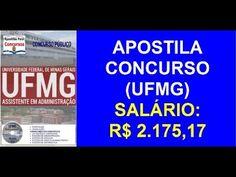 Apostila Concurso Público Universidade Federal (MG) Assistente em Admini...