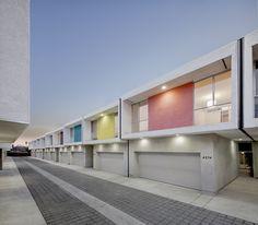 Perlita Mews   Corsini Stark Architects, LLP   Archinect Semi Detached, Detached House, Interior Architecture, Interior Design, Home Reno, Home Projects, House Design, Mansions, Contemporary