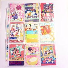 """Disney PL #pocketletters"" by Vero Z."