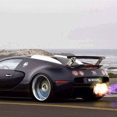 """How Much Does a Bugatti Car Cost? """"BUGATTI"""" the sound of the name itself gives me the Goosebumps in my head. It is the world's fastest and most expensive car that many of us dreaming about to buy. Bugatti Veyron, Bugatti Cars, Bugatti 2017, Maserati, Lamborghini, Dream Cars, My Dream Car, Chevrolet Corvette, Bmx"""