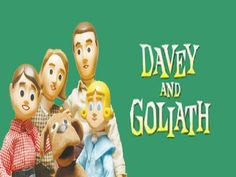 Davey And Goliath Cartoon Wallpapers