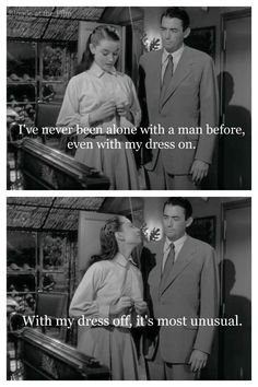 Roman Holiday: Audrey Hepburn and Gregory Peck