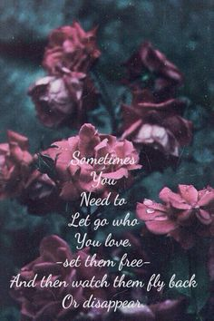 Let go who you love love quotes life quotes quotes quote life quote love quote sad quotes