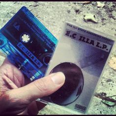 ILLA L.P blue tape edition