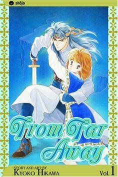 From Far Away by Kyoko Hikawa (14 volumes)