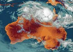 Northern Australia braces for the first tropical cyclone of the season Weather News, Global News, Long Weekend, Braces, The One, Around The Worlds, Tropical, Australia, Earth