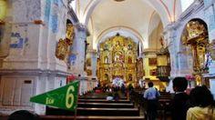 Cusco, Peru: Forbidden view Cusco Cathedral