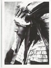 Daughter of BadHorse-Cheyenne, Edward S. Curtis