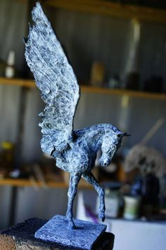 Pegasus (version 2) Bronze Philip wakeham 2016