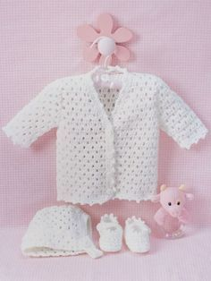 Free crochet baby pattern: