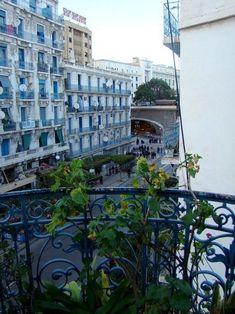 Alger Capitale de l'Algérie Alger, surnommée El Bahja, El Mahrussa ou El Beida, est la capitale de l'Algérie et en est la ville la plus peuplée. Située au bord de la mer Méditerranée, la ville donne son nom à la wilaya dont elle est le chef-lieu.