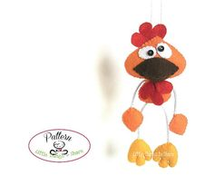Skinny Rooster-PDF sewing pattern-Year of di LittleThingsToShare