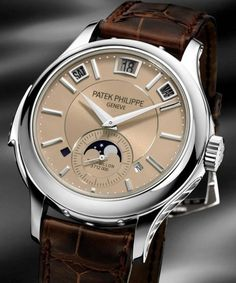 #Patek Philippe priced at USD 115,700.