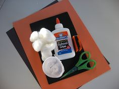 Easy Halloween Craft For Toddlers