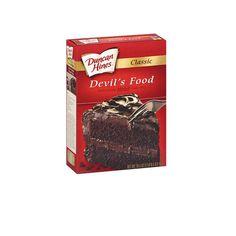 Relleno de tarta de chocolate Duncan Hines 500 gr.