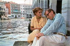 Woody Allen, Julia Roberts w filmie Wszyscy mówią: kocham cię Woody Allen, Julia Roberts, Edward Norton, Diane Keaton, Emma Stone, Loving You Movie, French First Lady, Old Married Couple, Natasha Lyonne