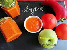 Adjica moldoveneasca, sos de rosii, ardei, morcovi pentru iarna Cantaloupe, Fruit, Food, Meal, The Fruit, Essen, Hoods, Meals, Eten