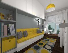 Pokój dziecka styl Nowoczesny - zdjęcie od HOME CONCEPT interiors