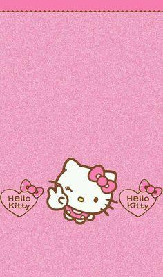 O Kitty Arto Kitty Pictures Sanrioo Kitty Pretty Phone Wallpaper Sanrio Wallpapero Kitty Wallpaper Pink Wallpaper Iphone Wallpaper