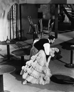 Gene Kelly and Rita Hayworth in Cover Girl (1944)