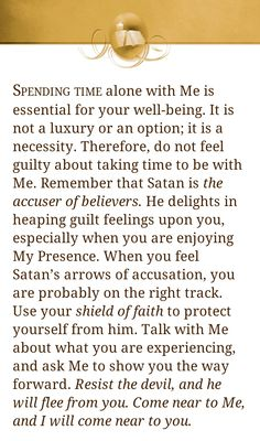 Spending time alone with God - Jesus Calling by Sarah Young Devotional Jesus Calling Devotional, Daily Devotional, Christian Life, Christian Quotes, Faith Quotes, Bible Quotes, Quotes About God, Quotes To Live By, Jesus Christus
