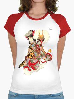 Camiseta Foxfire