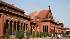 Bharatiya Janata Party (BJP) MLA Dalbir Singh has accused the staff at Aligarh Muslim University (AMU) of removing the party flag from his v. Aligarh Muslim University, Prayer Meeting, Times Of India, News India, Cool Places To Visit, Professor, The Row