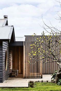 Ultimate Deck And Patio Area Retreat For Easy Living – Outdoor Patio Decor Patio Design, Garden Design, House Design, Exterior Design, Outdoor Walkway, Outdoor Decor, Outdoor Living, Outdoor Patios, Outdoor Areas