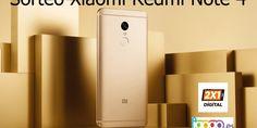 Sorteo Internacional Xiaomi Redmi Note 4