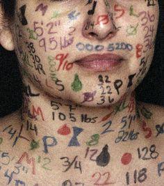 Labeled... Self Portrait... Christi Nielsen
