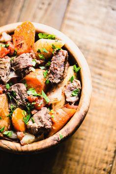 Easy Sunday Beef Stew Recipe – Stupid Easy Paleo
