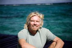 Richard Branson. One of the smartest MOFO's in the universe, and great guy.