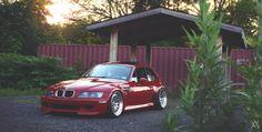 Kacper's BMW Z3 M Coupe