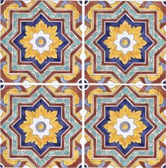 Artisan tiles for home design.